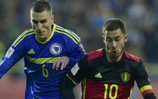Bosnia-Herzegovina vs Belgium