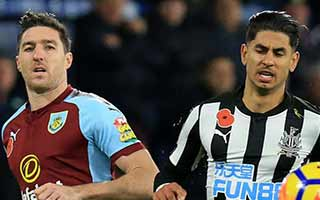 Burnley vs Newcastle United