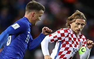 Croatia vs Finland