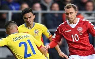 Denmark vs Romania