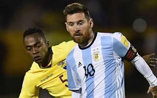 Ecuador vs Argentina