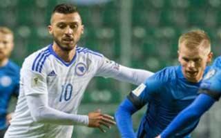 Estonia vs Bosnia-Herzegovina
