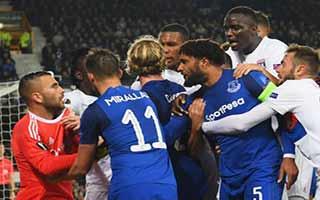 Everton vs Lyon