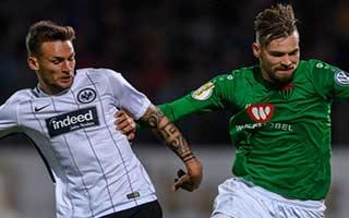 FC Schweinfurt vs Eintracht Frankfurt