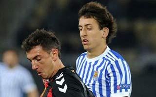 FK Vardar Skopje vs Real Sociedad