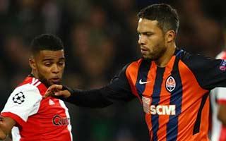 Feyenoord vs Shakhtar Donetsk