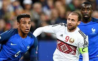 France vs Belarus
