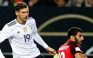 Germany vs Azerbaijan