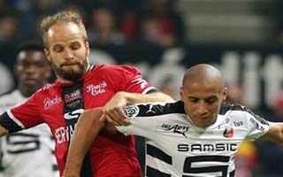 Guingamp vs Rennes