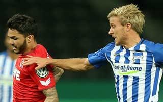 Hertha Berlin vs Koln