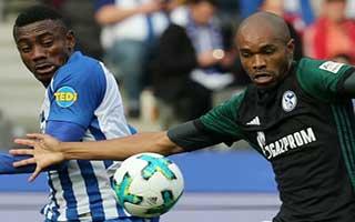 Hertha Berlin vs Schalke
