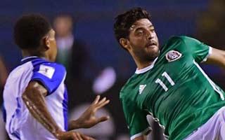 Honduras vs Mexico
