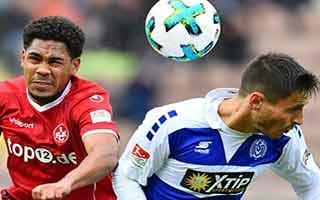 Kaiserslautern vs Duisburg