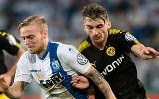 Magdeburg vs Borussia Dortmund