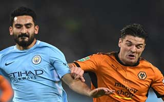 Manchester City vs Wolverhampton Wanderers