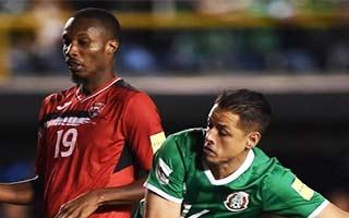 Mexico vs Trinidad and Tobago