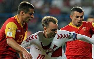 Montenegro vs Denmark