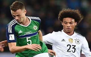 Northern Ireland vs Germany