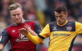 Nurnberg vs Dynamo Dresden