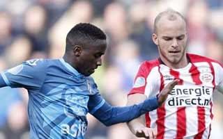PSV Eindhoven vs Heracles