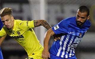 Ponferradina vs Villarreal
