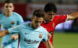 Real Murcia vs Barcelona