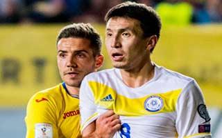 Romania vs Kazakhstan