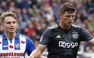 SC Heerenveen vs Ajax