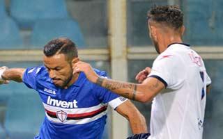 Sampdoria vs Crotone