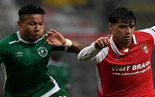 Sporting Braga vs Ludogorets Razgrad