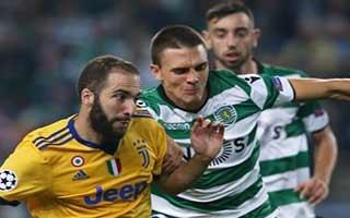 Sporting CP vs Juventus
