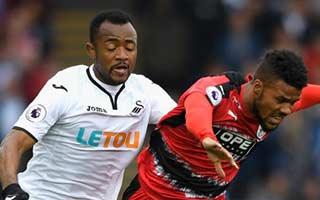 Swansea City vs Huddersfield Town