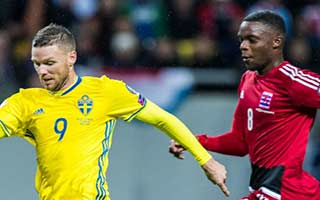 Sweden vs Luxembourg