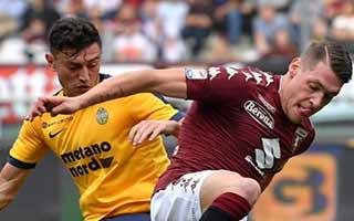 Torino vs Hellas Verona