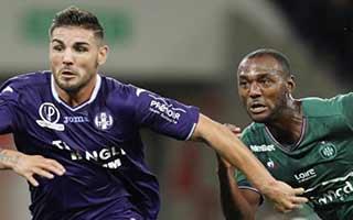 Toulouse vs Saint-Etienne