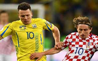 Ukraine vs Croatia