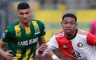 ADO Den Haag vs Feyenoord