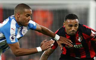 AFC Bournemouth vs Huddersfield Town