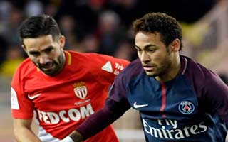 AS Monaco vs Paris Saint-Germain
