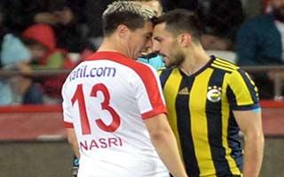 Antalyaspor vs Fenerbahce