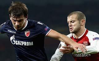 Arsenal vs FK Crvena Zvezda