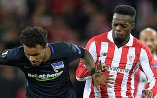 Athletic Bilbao vs Hertha Berlin