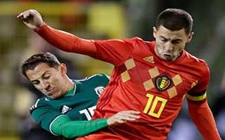 Belgium vs Mexico