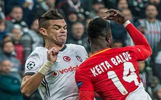 Besiktas vs AS Monaco