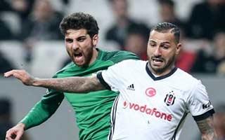 Besiktas vs Akhisar Belediyespor