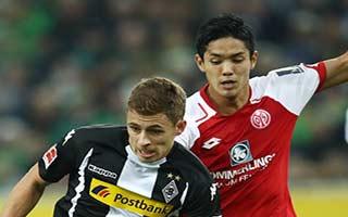 Borussia Monchengladbach vs Mainz