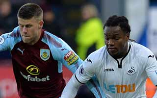 Burnley vs Swansea City