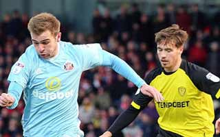 Burton Albion vs Sunderland