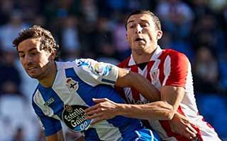 Deportivo La Coruna vs Athletic Bilbao