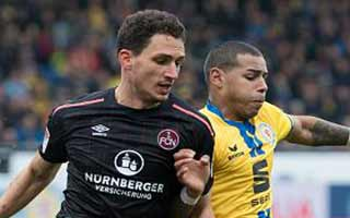 Eintracht Braunschweig vs Nurnberg